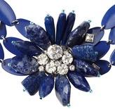 LOFT Collection Blue Flower Necklace