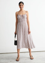Thumbnail for your product : And other stories Strappy Midi Dress