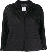 Chanel Pre Owned quilted jacket