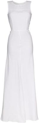 Honorine Lisette sleeveless maxi dress