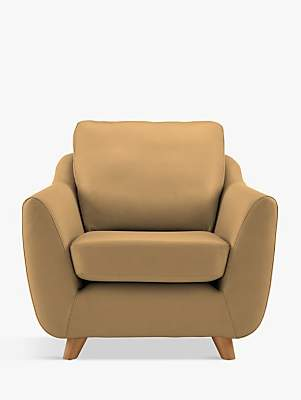 Sixty Seven G Plan Vintage The Leather Armchair