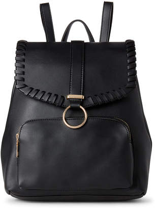 Imoshion Whipstitch Front Flap Backpack