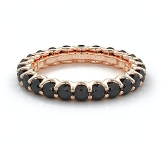 The Eternal Fit 14K Rose Gold 2.53 Ct. Tw. Eternity Ring