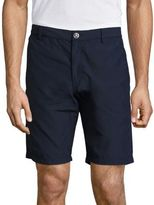 Vilebrequin Straight Fit Solid Bermuda Shorts