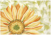 Liora Manné Trans Ocean Imports Visions IV Sunflower Doormat - 20'' x 29 1/2''