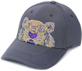 Kenzo embroidered Icon Tiger baseball cap
