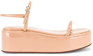 Jeffrey Campbell Apresmidi Flatform Sandal