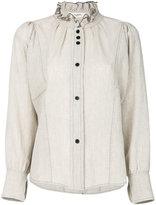 Etoile Isabel Marant Melphine blouse - women - Viscose/Wool - 38