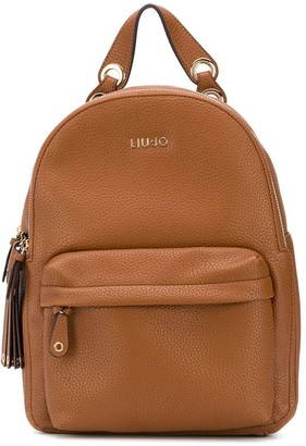 Liu Jo Multi-Pocket Backpack