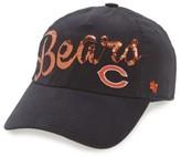 '47 Women's Chicago Bears Sparkle Cap - Blue
