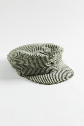 Corduroy Lieutenant Hat
