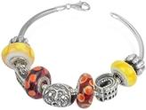 Nuovegioie Tedora Sterling Silver Rome Bracelet