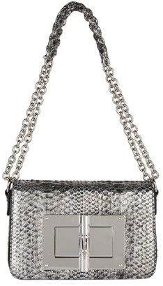 Tom Ford Medium Python Natalia Shoulder Bag