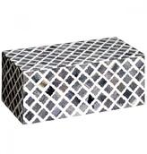 Mela Artisans Fantasy In Grey Decorative Box, Large
