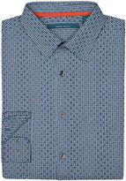 Perry Ellis Check Dobby Shirt