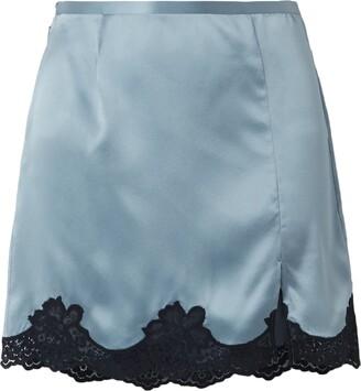 Fleur Du Mal Mini skirts