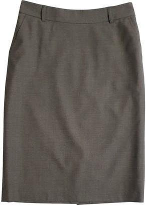 Rodier Wool Skirt for Women