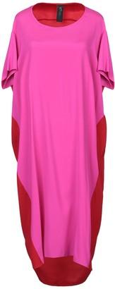 Zero Maria Cornejo 3/4 length dresses