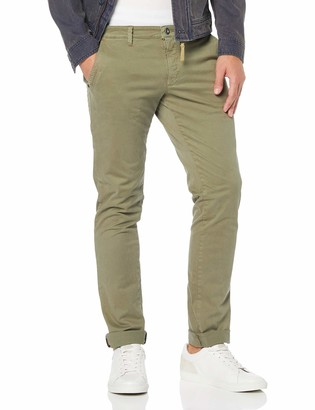 Camel Active Men's Chino-Madison Straight Jeans
