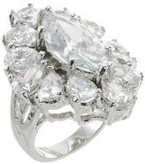 CZ by Kenneth Jay Lane - Show Stopper Statement Ring