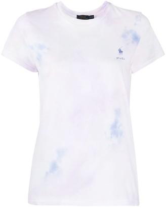 Polo Ralph Lauren logo crew-neck T-shirt
