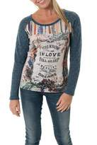 Smash Wear Denim Mantra Top