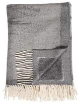Hermes Cashmere Throw Blanket