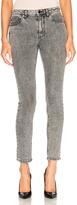 Saint Laurent Cropped Skinny Jeans