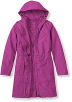 L.L. Bean H2OFF Raincoat, PrimaLoft-Lined