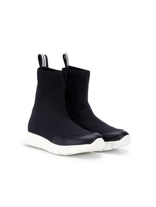 Am66 sock-style high trainers