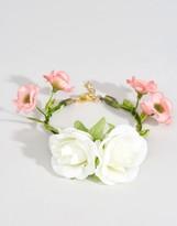 Asos Wedding Flower Corsage Bracelet