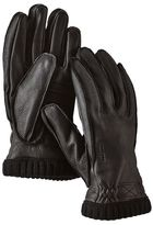 Patagonia Men's Hestra® Deerskin PrimaLoft® Ribbed Gloves