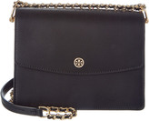 Tory Burch Parker Convertible Leather Shoulder Bag