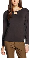 Tom Tailor Women's Lovely Viscose Shirt T-Shirt