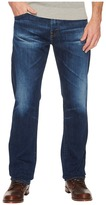 AG Adriano Goldschmied Graduate Tailored Leg Denim in 15 Years Wrecked Men's Jeans