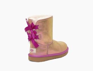 UGG Bailey Bow II Shimmer Boot