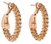 Di Modolo Eternity Hoop Earrings