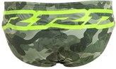 Rrd Klaus Camouflage Swim Briefs