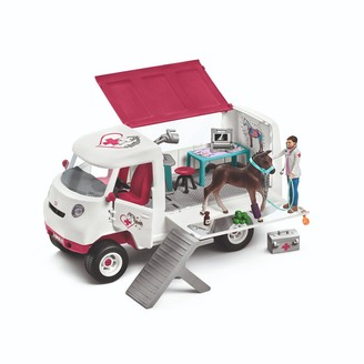 Schleich Horse Club Mobile Vet Kit Toy