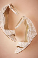 BHLDN Phoebe Lace Wedges