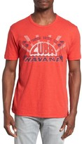 Lucky Brand Men's Cuba Graphic T-Shirt