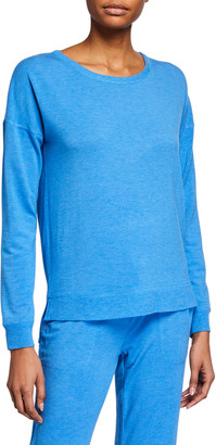 PJ Salvage Lounge Essentials Long-Sleeve Top