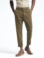Banana Republic Heritage Slim Linen-Blend Pant