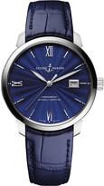Ulysse Nardin 8153-111-2/E3 Classico stainless steel watch