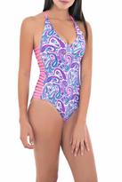Paola Amador Mandala Beach Swimwear