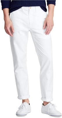 Polo Ralph Lauren Men Big & Tall Stretch Straight Fit Chino