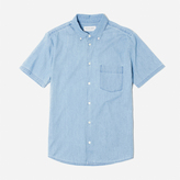 Everlane The Denim Short-Sleeve Shirt
