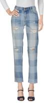 Current/Elliott Denim pants - Item 42614197