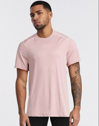 New Look SPORT t-shirt in pink