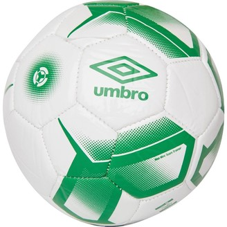Umbro Neo Team Trainer St Mini Football White/Emerald